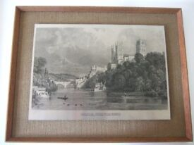 Durham Cathedral Picture Frame