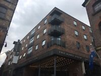 Concert Street, Liverpool L1 - two bedroom furnished duplex apartment with large balcony to let
