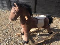 Rocking horse (soft)