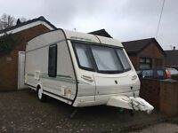 Abbey Vogue Caravan. GTS 214