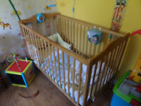 Baby Cot Set