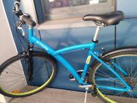 Ladies hybrid bike- excellent condition