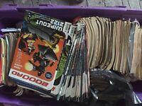 Judge dredd comics 150+