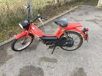 Honda camino 50cc moped - vintage 80's pedal and pop moped like mobylette / raleigh runabout?