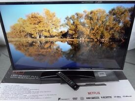 New in box, JVC 40 inch LED TV 4K HD lt-40c750 , unused, collection from Braintree or Witham
