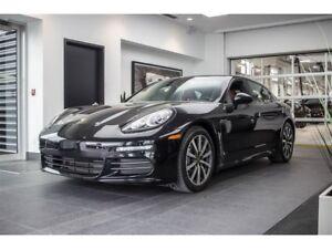 2015 Porsche Panamera 4 Premium package