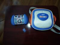 Vtech Kiddizoom Twist Plus Camera Blue