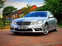 Mercedes-Benz E350 3.0 Sport Edition Blue Efficiency