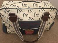 Yummy mummy penguin bag