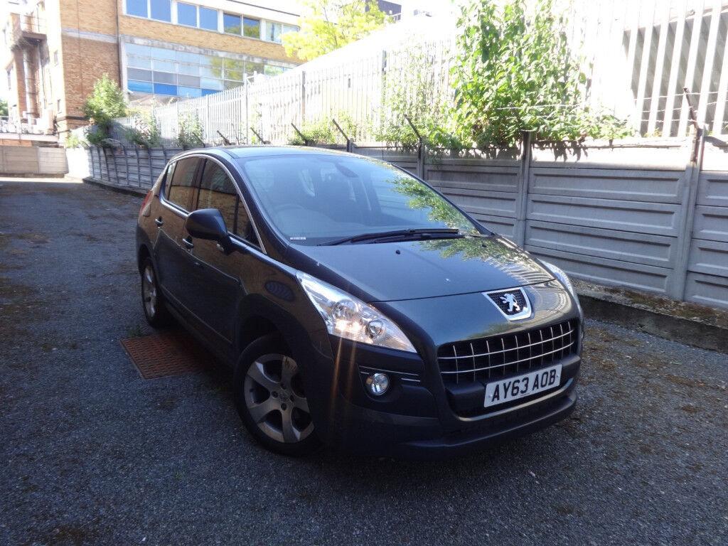 Peugeot 3008 E-HDi Active 5dr Semi-Automatic Diesel 0% FINANCE ...