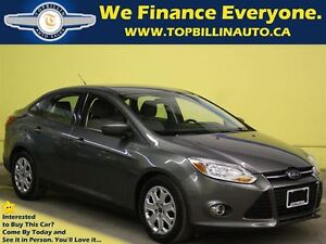 2012 Ford Focus 66 Kms, $64 Bi-weekly, Automatic