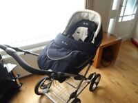 Silver Cross Pram and Stroller