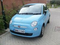 Fiat 500 1.2 pop, ***REDUCED PRICE***** £4795