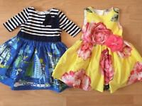 Girls dresses for sale in sizes 3yrs 5yrs 8yrs