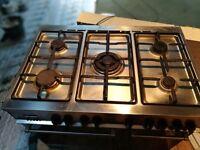 Luxury range cooker 90cm