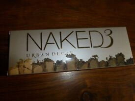 Brand new Naked 3 Urban Decay 12 shade palette