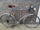 Vintage Peugeot Camarque Road Bike. Large(66cm)frame,12 gears,Fully serviced,new tyres,VGC