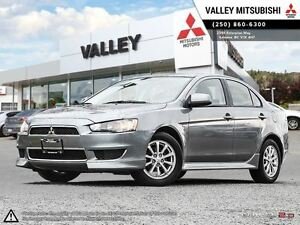 2014 Mitsubishi Lancer SE - FWD, Heated Seats, Keyless Entry