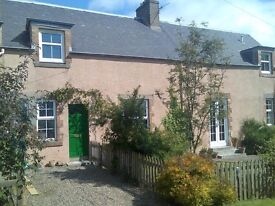 Lovely and Spacious Scottish Borders Cottage - Near Jedburgh/Kelso