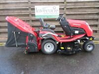 Ride-on Mower - Countax C80 - Ex-Demonstrator - Only Cut for 24 Hours - Immaculate