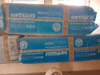 Earthwool Insulation X 3 rools