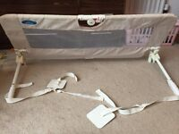 Baby start bed guard in excellent condition