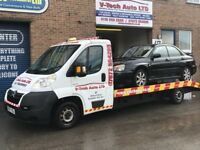 24/7 RECOVERY BREAKDOWN SERVICE/ 24/7 MOBILE TYRE FITTING/ MECHANICAL REPAIRS