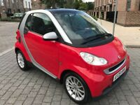 Smart Fortwo Coupe 1.0 Passion 2dr*New MOT*Just serviced* 2009 (09 reg)
