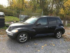 2002 Chrysler PT Cruiser Limited 5DR, LEATHER, SUNROOF, AS TRADE