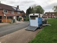 Horse box Catering trailer £2800ono
