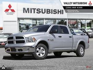 2015 Ram 1500 SLT - 5.7L Hemi Engine, 4x4, Heated Seats, Box Lin
