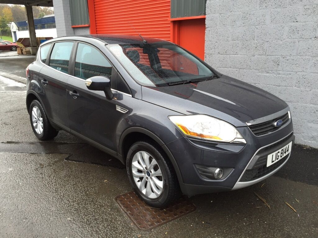 2010 ford kuga titanium high spec in belfast city. Black Bedroom Furniture Sets. Home Design Ideas