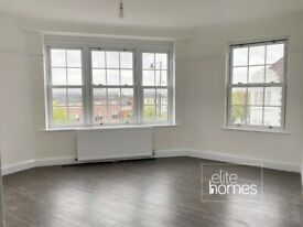 Newly refurbished large Two Bedroom Flat in Cockfosters, EN4.