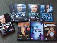 Bulk Set of Derren Brown DVD's (x7)