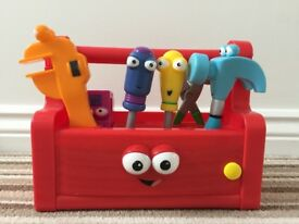 Handy Manny Musical Tool Box