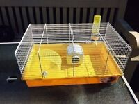 Great condition dwarf hamster cage