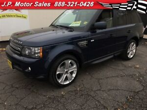 2013 Land Rover Range Rover Sport HSE LUX, Navigation, Leather,