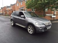 2007 BMW X5 3.0D SE WITH DYNAMIC PACK 90000 MILES SEMI-AUTO.