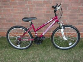 Shockwave XTi 240 Girl's/Ladies Mountain Bike