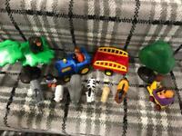 Duplo toddler toys lego zoo tractor farm