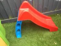 KIDS SMALL PLASTIC SLIDE