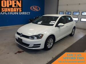 2016 Volkswagen Golf 1.8 TSI Comfortline FINANCE NOW!