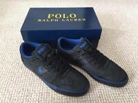 Polo Ralph Lauren Trainers Size 8 BRABD NEW