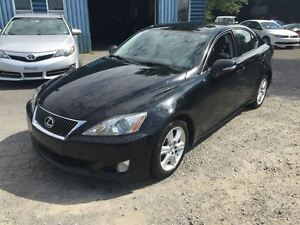 2010 Lexus IS 250 6 vitesses manuelle
