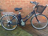 Electric Ebike, assist Bike, UM urban mover, u sprite