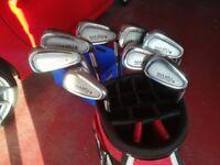 Maxifli golf clubs - like new £25