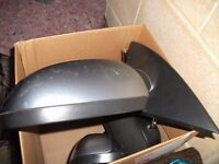 Vauxhall corsa electric wing mirrors