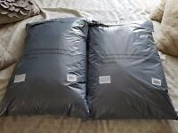 4 x Goose Feather Pillows
