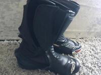 RST TRACHTECH EVO 2 waterproof boots