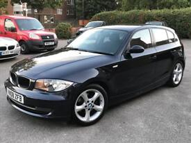 BMW 120D FSH YEARS MOT••
